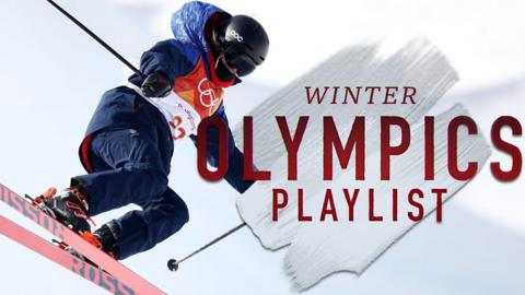 Winter Olympics playlist