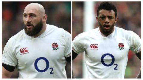 England's Joe Marler and Courtney Lawes cited after Wales games