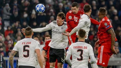 Bayern haven't considered replacing Kovac - Salihamidzic