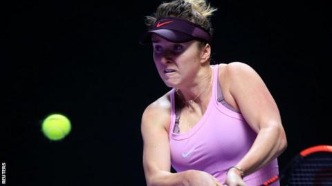 Barty to face Svitolina in WTA Finals decider