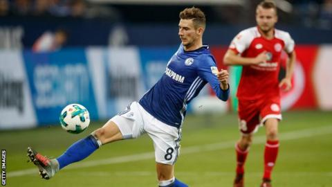 No Leon Goretzka for Liverpool as midfielder moves to Munich