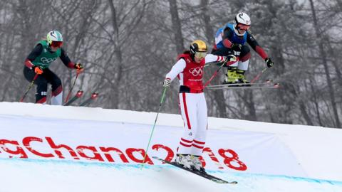 Women's Ski Cross
