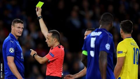 Cuneyt Cakir will be in charge of England v Scotland