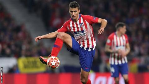 Manchester City to pay €70m for Atletico Madrid midfielder Rodri