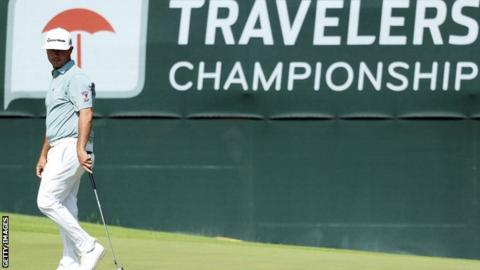 Travelers Championship: Reavie ends 11-year drought