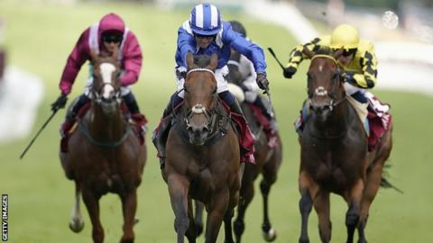 Stradivarius in tune for tilt at rare Goodwood Cup hat-trick