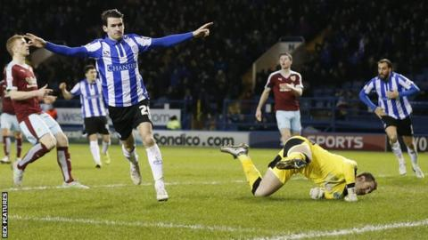 Sheffield Wednesday v Burnley