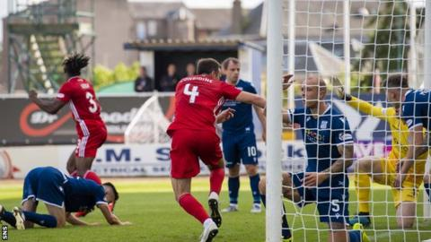 Dundee 1-2 Aberdeen (AET): Playing for Aberdeen 'not easy' - Derek McInnes