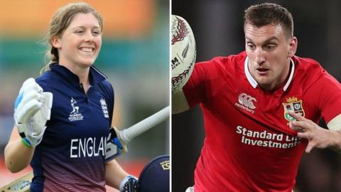 New Year Honours for England women's World Cup-winning cricketers