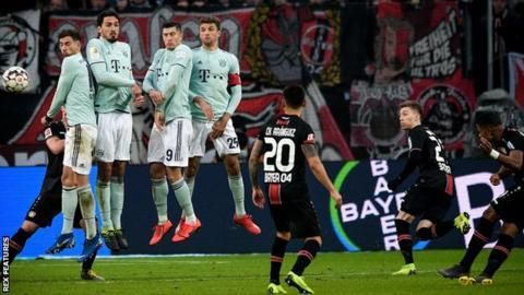 Bayern Munich v Bayer Leverkusen