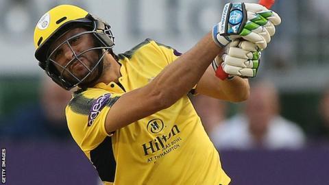 European T20 Slam: Belfast Titans sign Shahid Afridi and JP Duminy in draft