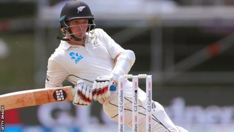 BJ Watling in action for New Zealand