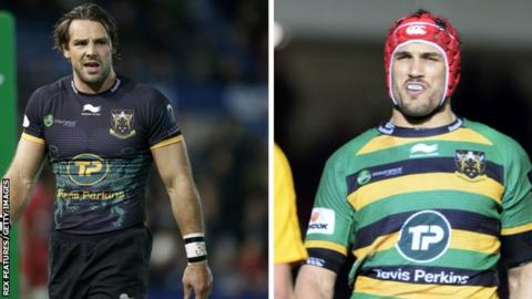 Ben Foden & Christian Day