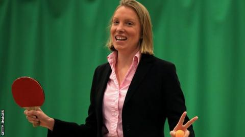 Tracey Crouch made her announcement to parliament