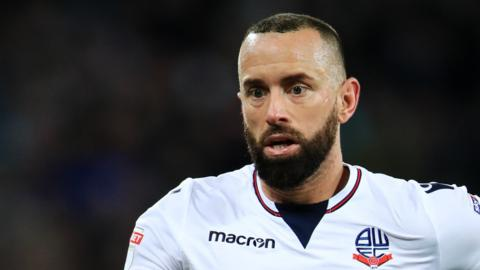 Aaron Wilbraham has made 18 appearances for Bolton Wanderers this season
