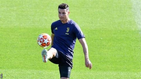 Cristiano Ronaldo could leave Juventus sooner than expected