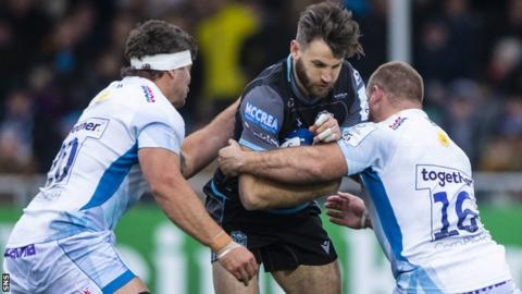 Tommy Seymour has agreed a one-year contract extension
