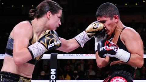 Katie Taylor To Defend Titles In New York On December 15th