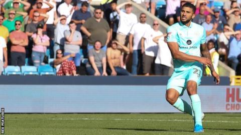 QPR striker Nahki Wells