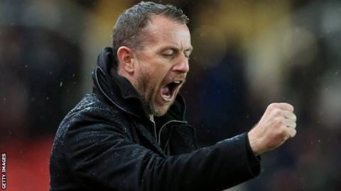 Gary Rowett's first game in charge will be Saturday at home to his former club Stoke City