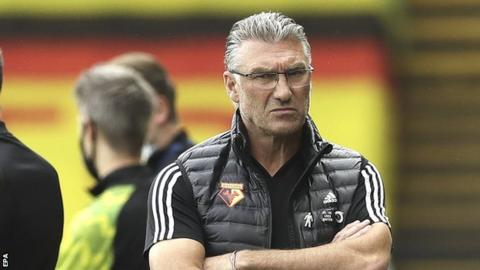 Nigel Pearson regrets not being given chance to finish Watford task