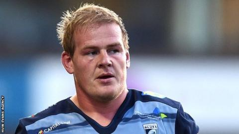Rhys Gill is a former Saracens player