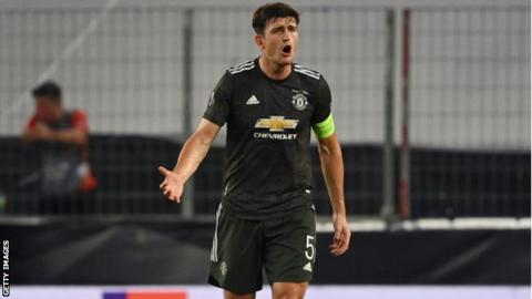 Manchester United skipper Harry Maguire reportedly arrested, club issues statement