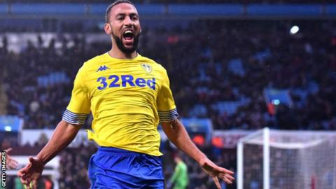 Kemar Roofe sends emotion message to Leeds fans after exit confirmed