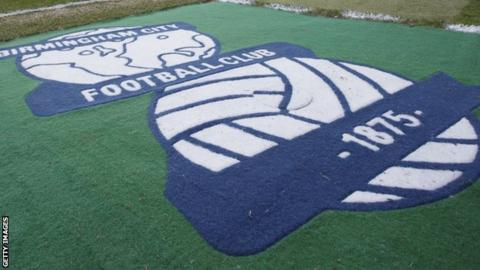 Birmingham City crest