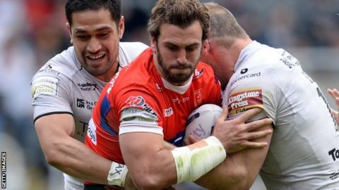 Hull FC and Hull KR