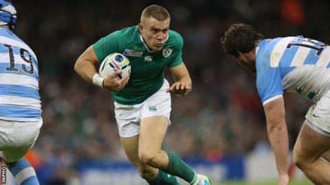 Ireland fly-half to join Ulster in summer — Ian Madigan