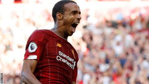 Salah says Salzburg made it tough for Liverpool, praises Andy Robertson