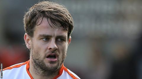 Andy Taylor made just 13 appearances for Blackpool last season