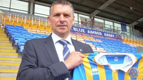 John Askey had been manager of Macclesfield Town since April 2013