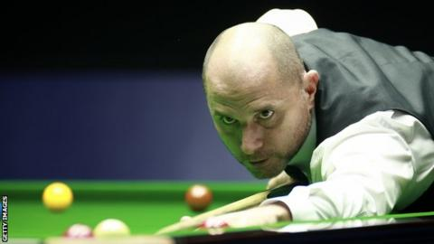 Ding suffers shock defeat by Perry in Masters first round thumbnail