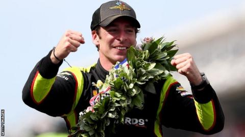 Simon Pagenaud won the 2019 edition of the race