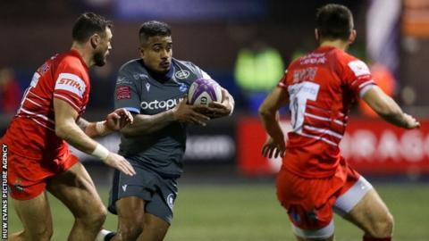 Cardiff Blues v Leicester Tigers