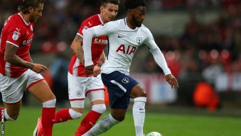 Monaco agree loan deal for Tottenham winger — Georges-Kevin Nkoudou