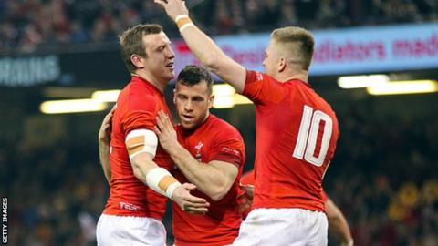 Wales seek World Cup boost from Wallabies