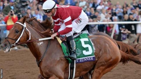 Gun Runner overwhelming favorite in $16-million World Cup
