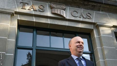 AC Milan's European ban overturned by CAS