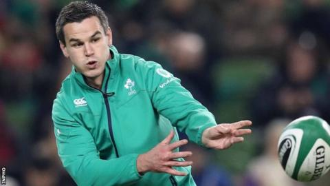 Jonathan Sexton is key to Ireland's hopes of winning the Six Nations