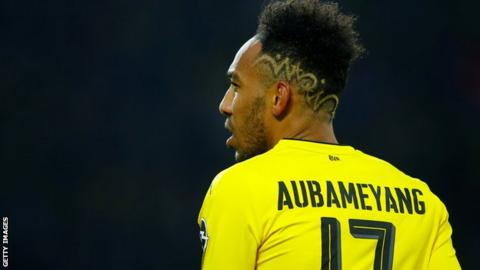 Borussia Dortmund Striker Pierre-Emerick Aubameyang 'Will Cost Arsenal Over £50m