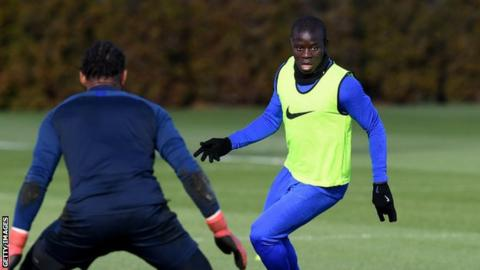 Chelsea's N'Golo Kante unlikely to be ready for restart