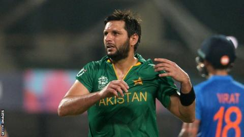 Former Pakistan cricketer Shahid Afridi tests positive for COVID 19
