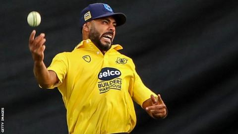 Birmingham Bears: Jeetan Patel to captain in 2019 T20 Blast campaign