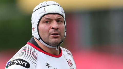 Ulster's Rory Best