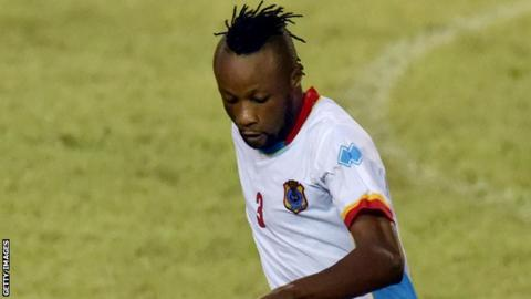 DR Congo and TP Mazembe's Jean Kasusula