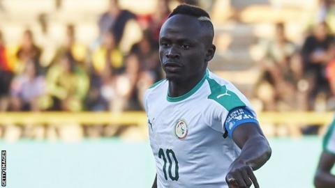 Mane to miss Senegal's opener against Tanzania: Coach Cisse