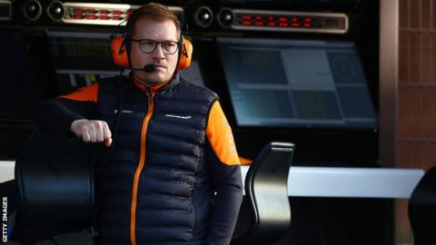 Formula 1 faces 'difficult' decision on restart - McLaren boss Andreas Seidl